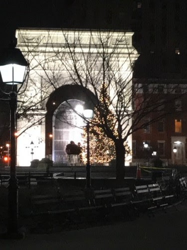Greenwich Village Romantic Getaway